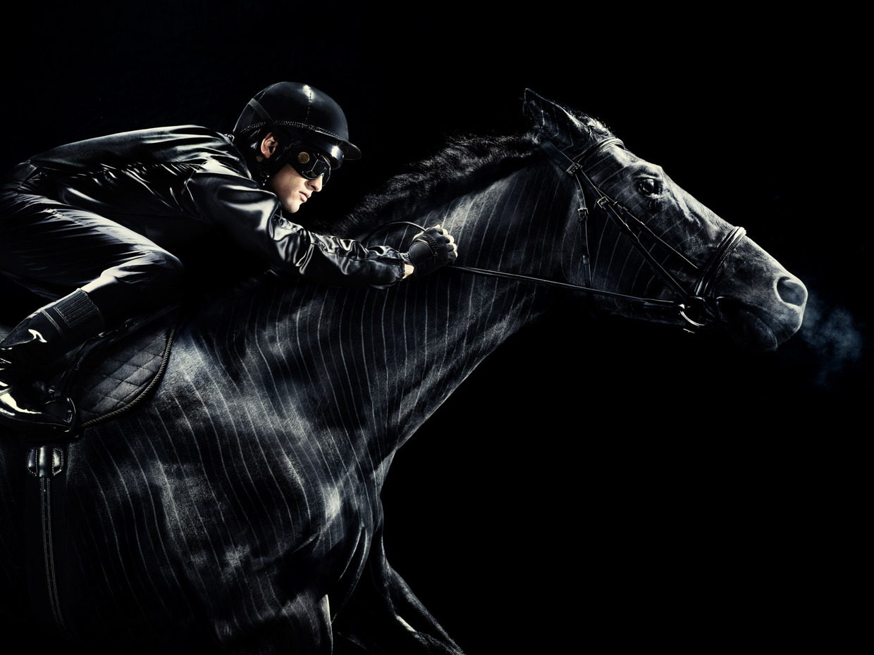 France Galop Ad Campaign on