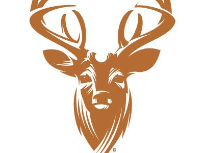 Deer Logo by Gal Yuri