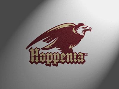 Eagle logo by Gal Yuri