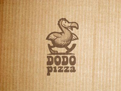 Logo Dodo pizza by Gal Yuri