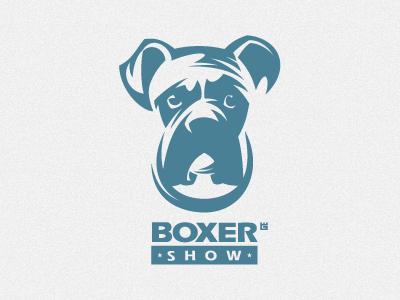 logo Boxer by Gal Yuri