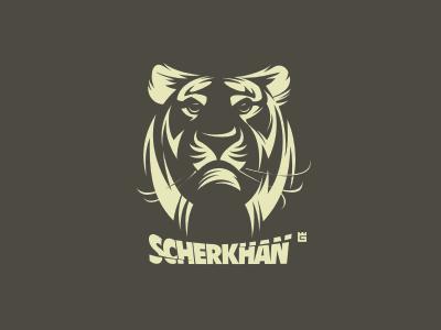 Logo Scherkhan by Gal Yuri