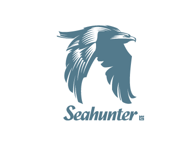 Logo Seahunter by Gal Yuri
