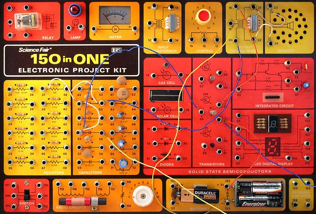 150 in ONE: Electronic Project Kit | Flickr - Photo Sharing!