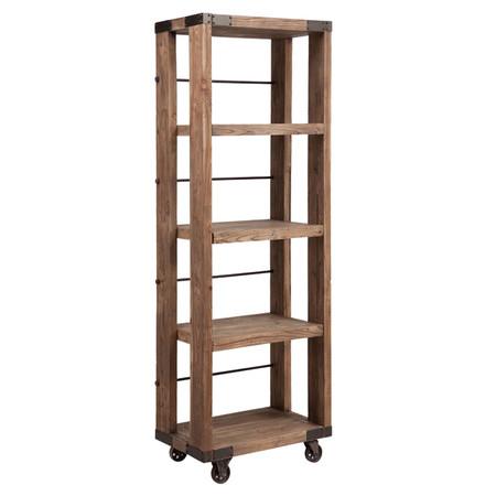 Kirkwood Bookcase - Zuo Era on Joss & Main