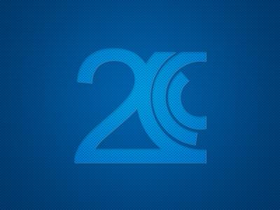 Company 20th Anniversary Logo by Timothy Whalin