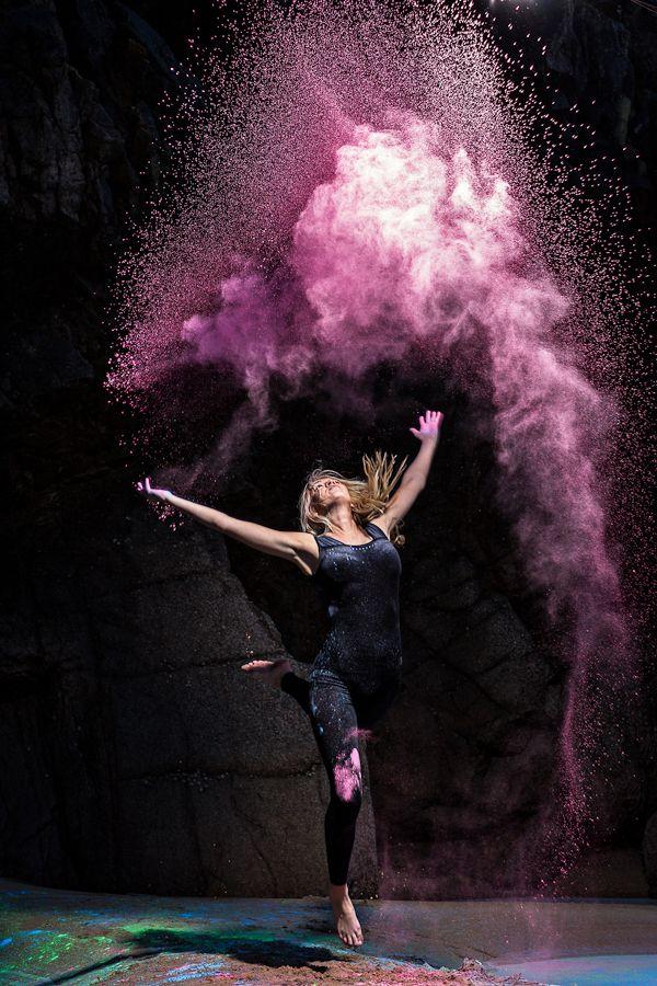 Powder Dance Creative Directors Jessica Reynolds Matt Porteous