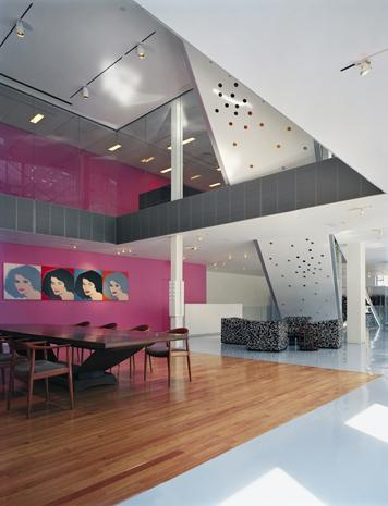 Diane von Furstenberg Studio Headquarters — Work Architecture Company
