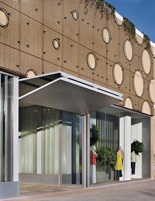 Anthropologie Dos Lagos — Work Architecture Company