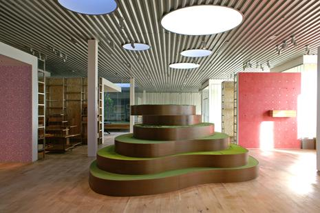 Anthropologie Dos Lagos — Work Architecture Company