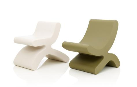 Kid's Flip Chair Series by Daisuke Motogi Architecture - 3rings