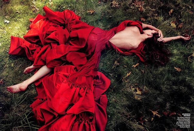 Karlie Kloss Vogue US | Flickr - Photo Sharing!
