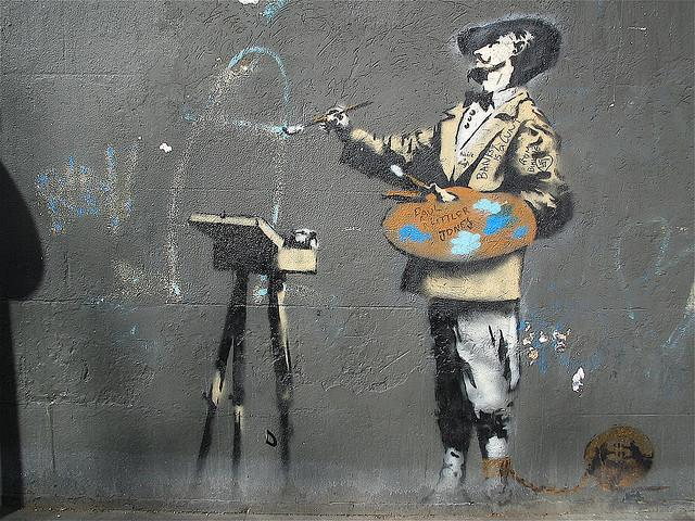 Banksy | Flickr - Photo Sharing!