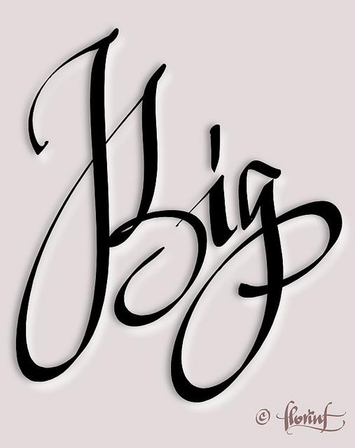 b as in big by florinf | Flickr - Photo Sharing!