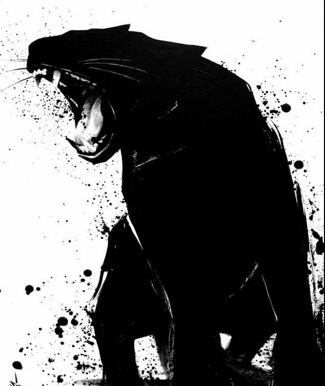 Noir Series by Sit Haiiro | Inspiration DE