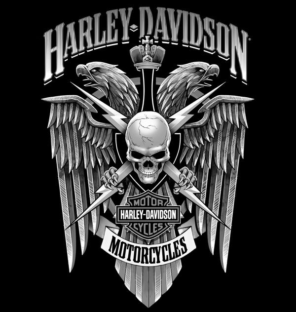 Harley davidson illustrations abduzeedo design inspiration harley davidson illustrations abduzeedo design inspiration voltagebd Choice Image
