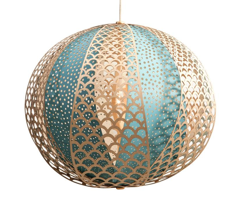 ania pauser: knopp lamp for klong