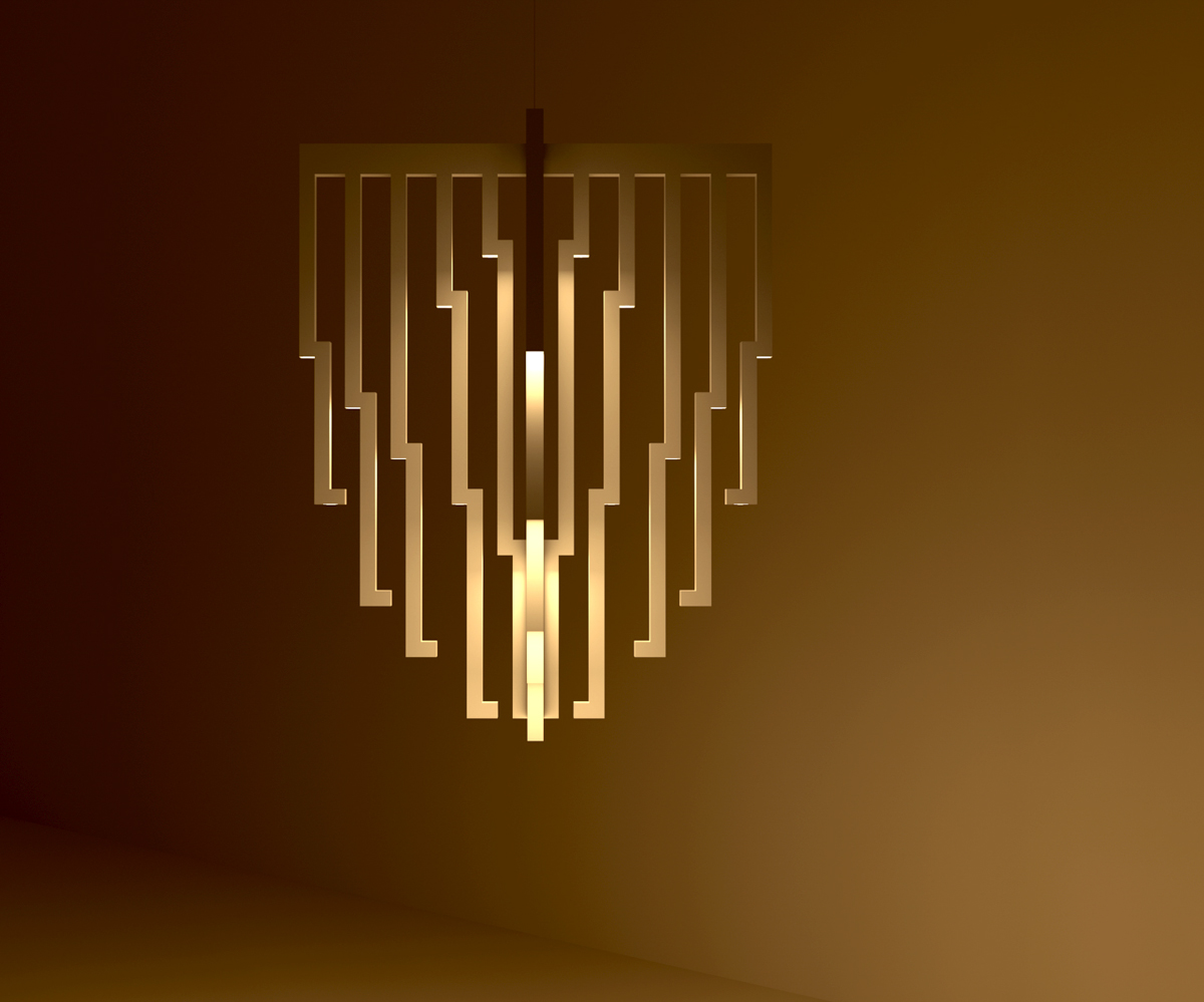 Optimus Lamp by Tcherassi Vilató - Design Milk