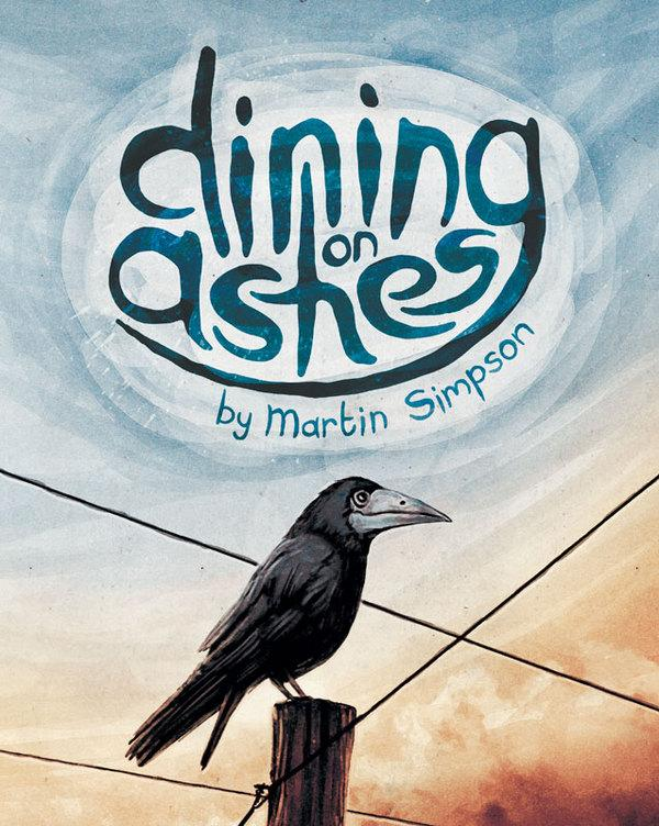 DINING ON ASHES on Illustration Served