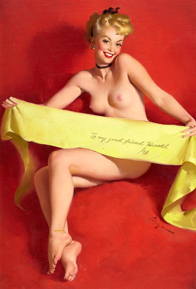 Pinup Art Gallery