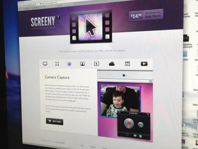 Screeny 2 Has Launched! by Drew Wilson