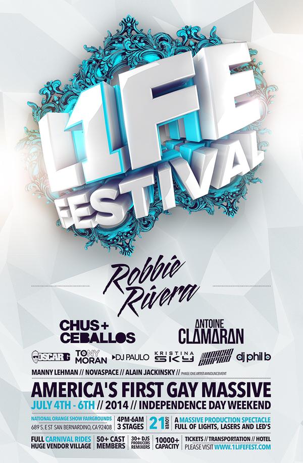 L1FE Festival on