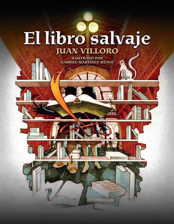 El Libro Salvaje de Juan Villoro on Illustration Served