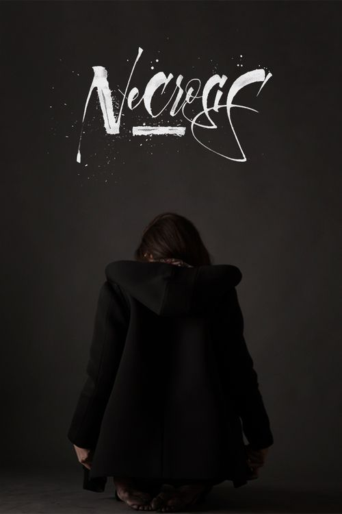Necrosis – calligraphy | Inspiration DE