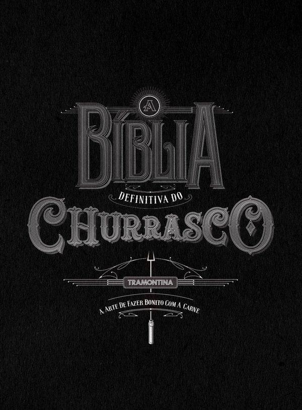 A Biblia Definitiva Do Churrasco | Abduzeedo Design Inspiration