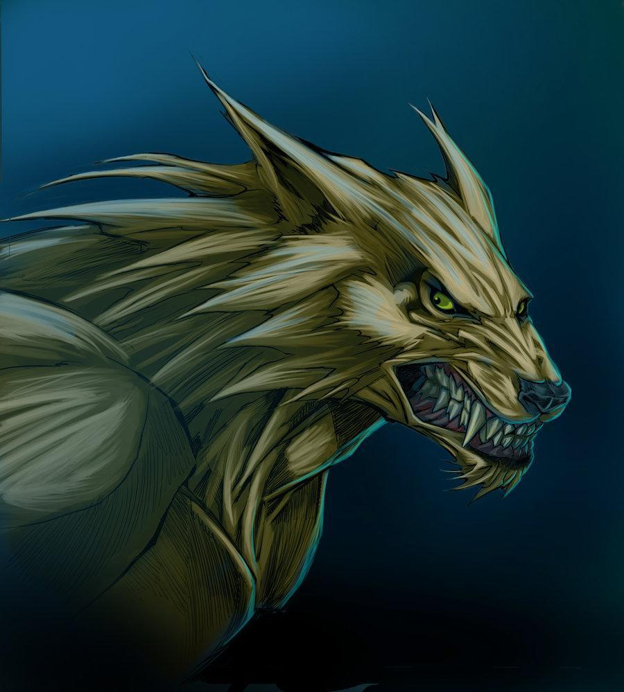 Werewolf by *Leo-2