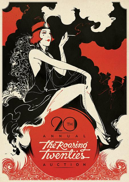Boris Pelcer | The Roaring Twenties : : Poster | Flickr - Photo Sharing!