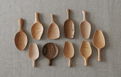 Tatsuya AidaTea Leaf Spoons