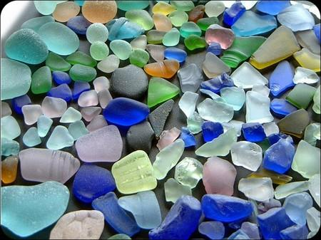aba'ca  Glass Beach at Fort Bragg