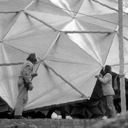 For Sale: Buckminster Fuller Dome – Pop-Up City