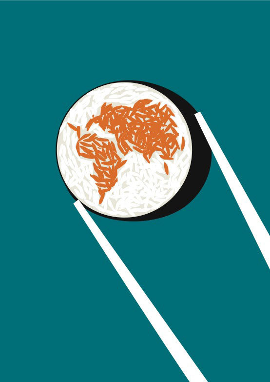 Great Illustrations by Noma Bar | Daily Inspiration