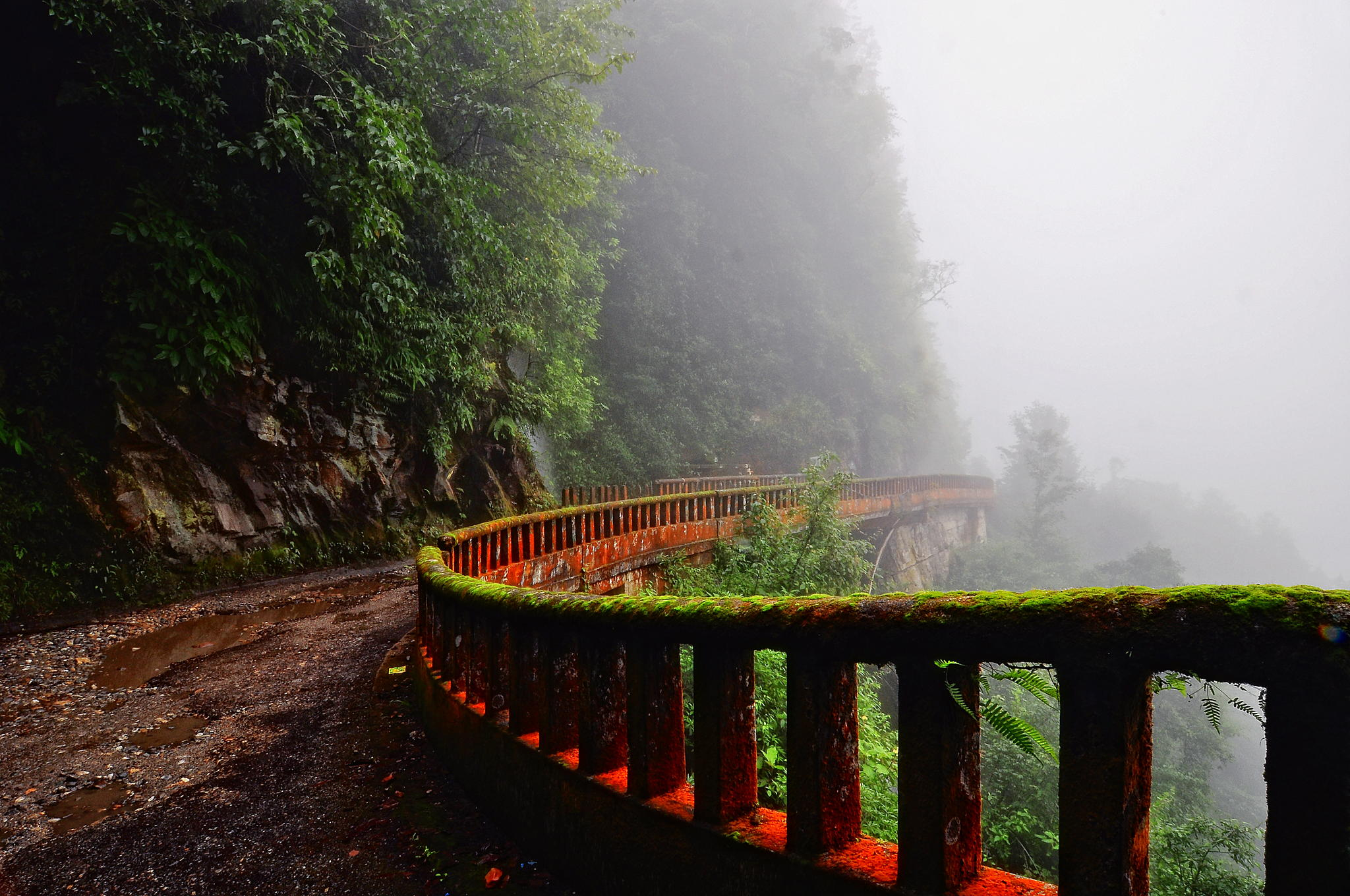 500px / From here to eternity-somewhere near Darjeeling by tabrez ahmad