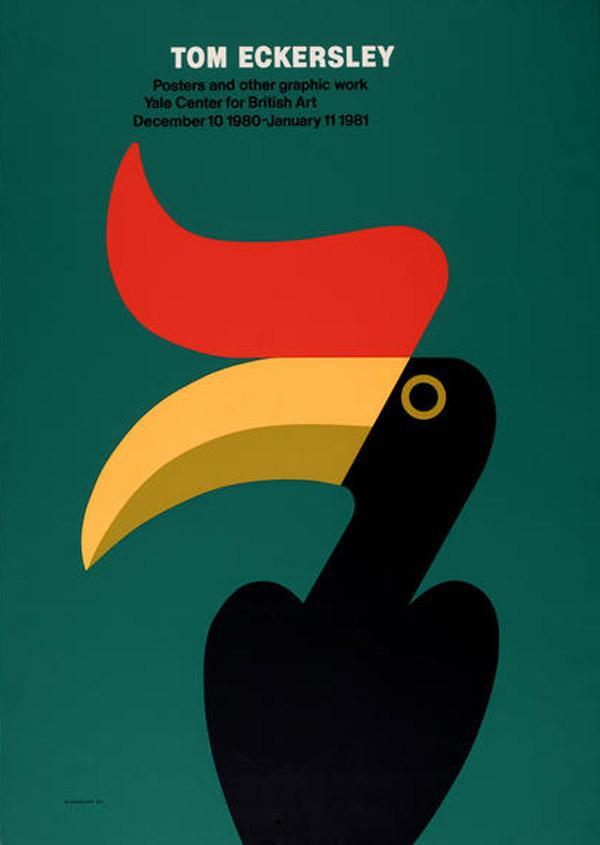 Tom Eckersley | Poster Artist | bumbumbum