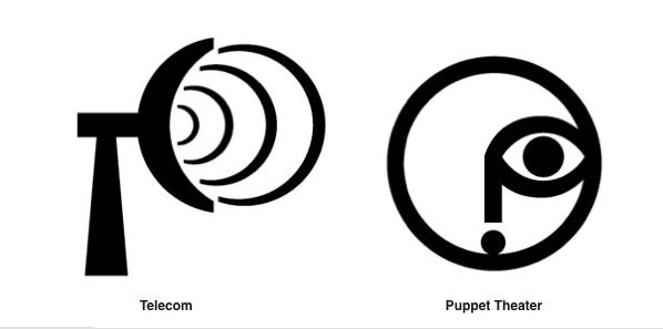 Symbols by Stefan Kanchev | bumbumbum
