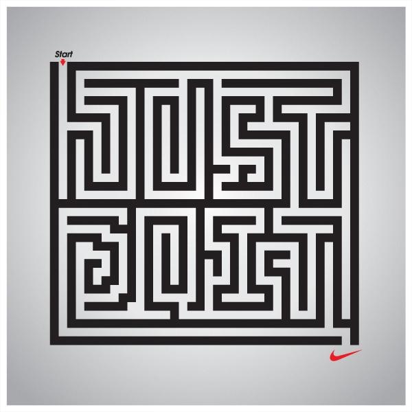 Just Do It - Jordan Metcalf | Design.org