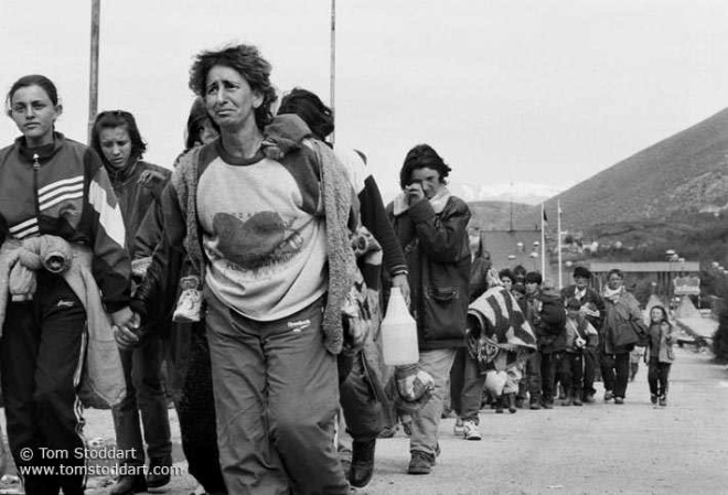 Ethnic Cleansing in Kosovo by Tom Stoddart - Photographist - Photography Blog