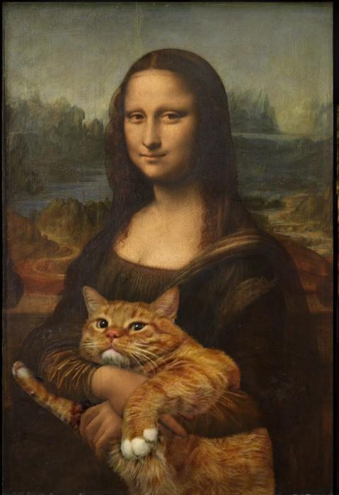 Piccsy :: Mona Kitty
