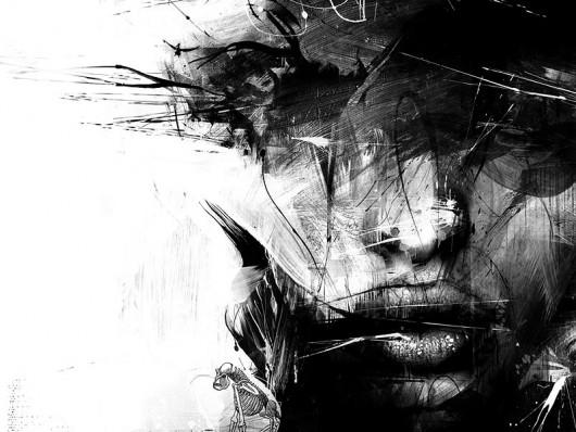 Piccsy :: Illustration by Russ Mills