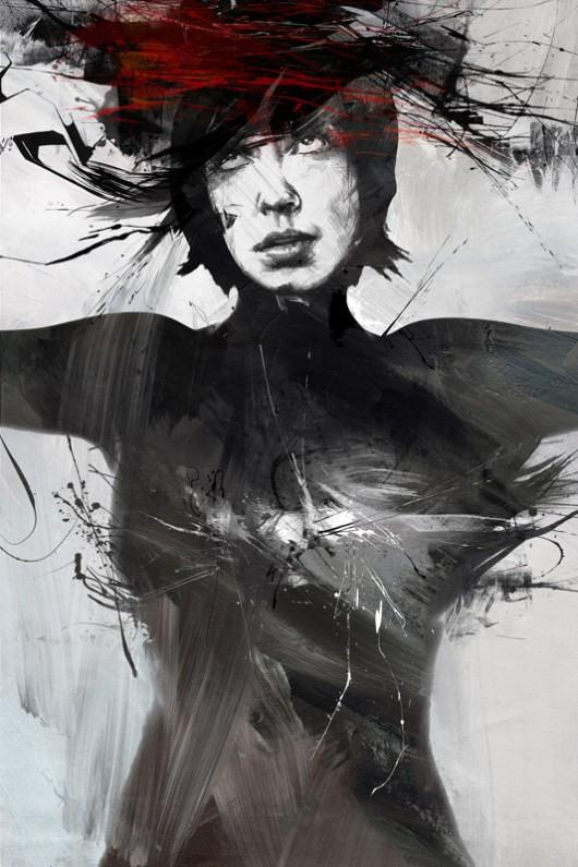Piccsy :: Illustrations by RUSS MILLS