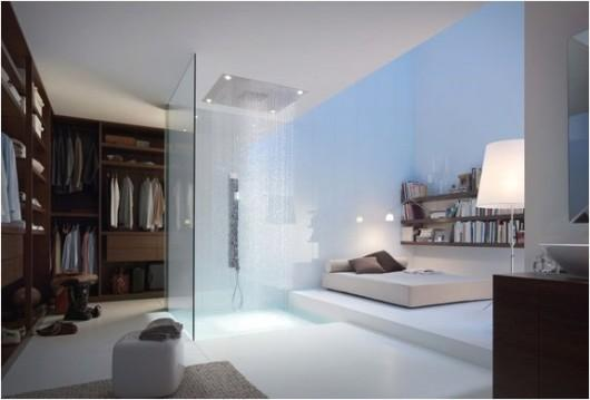 Piccsy :: AXOR STARCK SHOWER | BY PHILIPPE STARCK