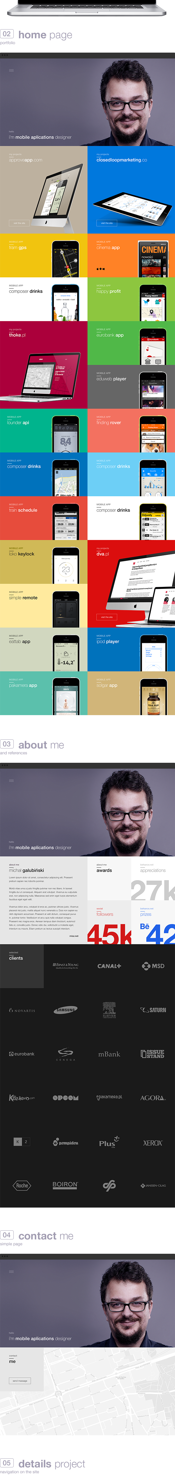 misz.com - portfolio on