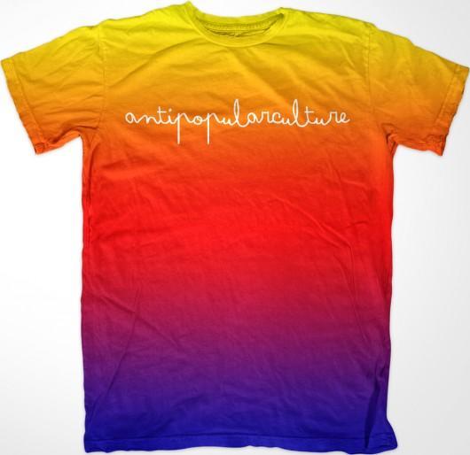 Piccsy :: antipopularculture design tee