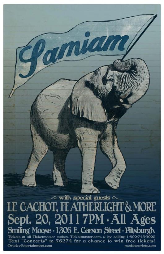 Piccsy :: SAMIAM Poster