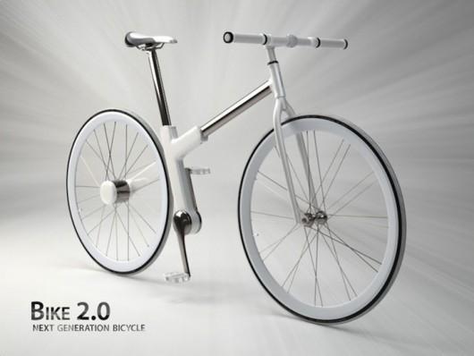 Piccsy :: Cool Concept: Bike 2.0