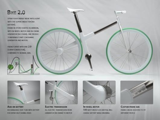 Piccsy :: Cool Concept: Bike 2.0