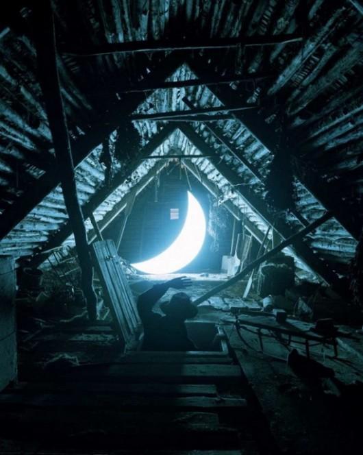 Piccsy :: Leonid Tishkov moon concept